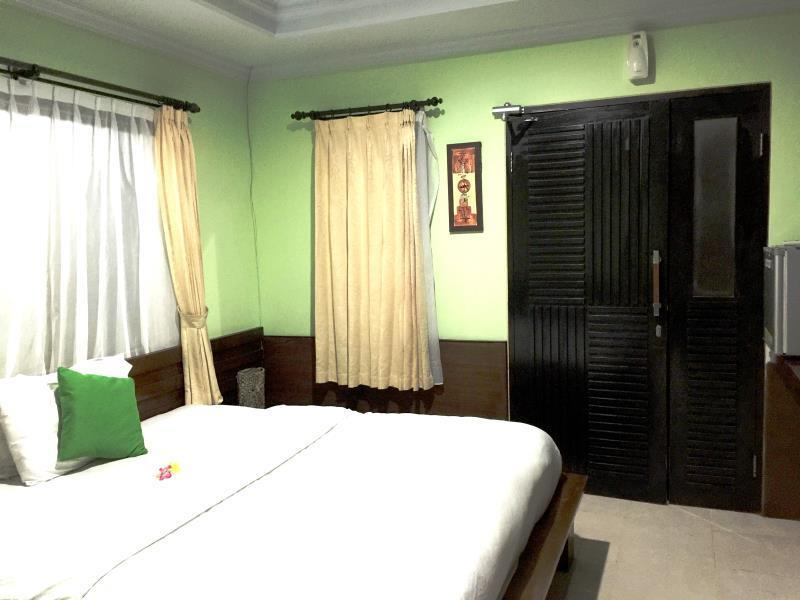Kamar dipilih pada saat Check-In (Room Selected at Check In)