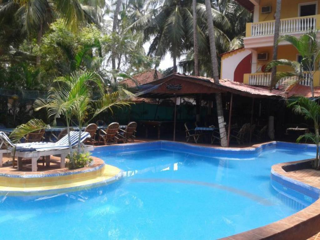 Hotel Castle Blue Best Price On Hotel Castle House In Goa Reviews