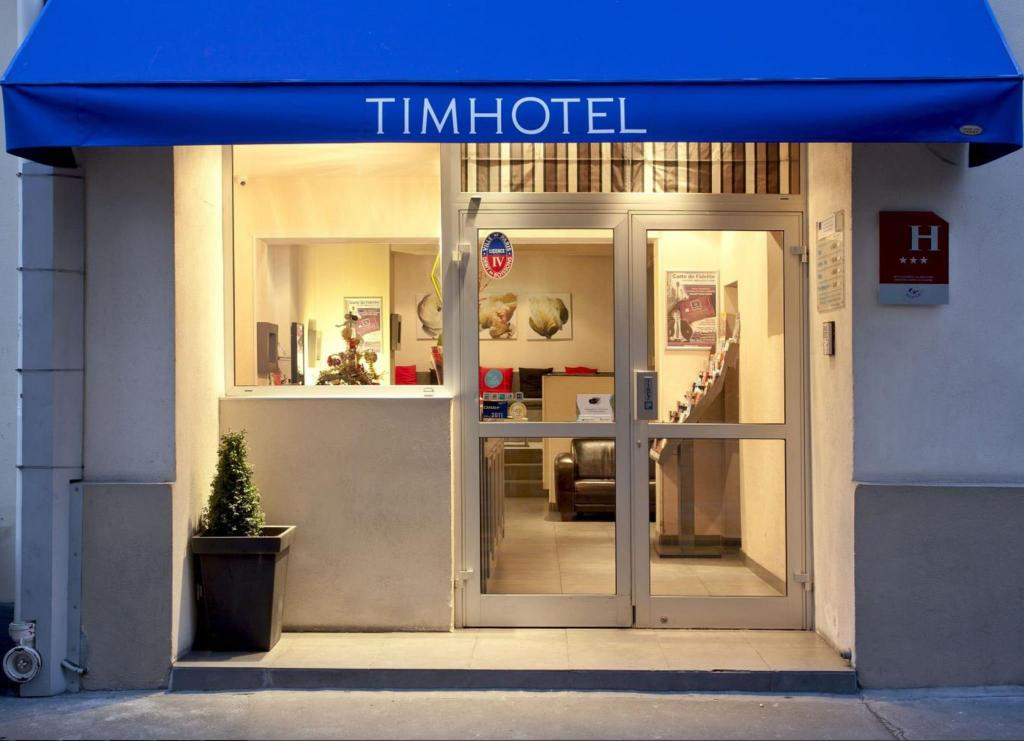 Best price on timhotel paris gare de lyon in paris reviews - Gare de lyon jardin des plantes ...