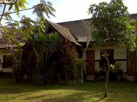 Tampilan interior Gria Umasari Cottages