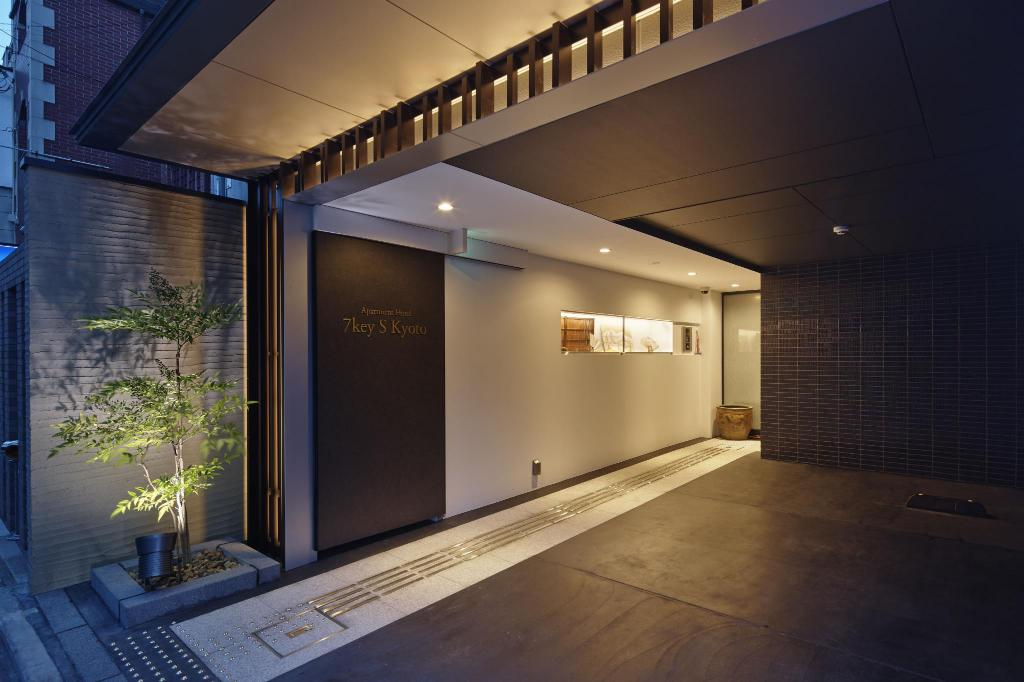 Apartment Hotel 7key S Kyoto