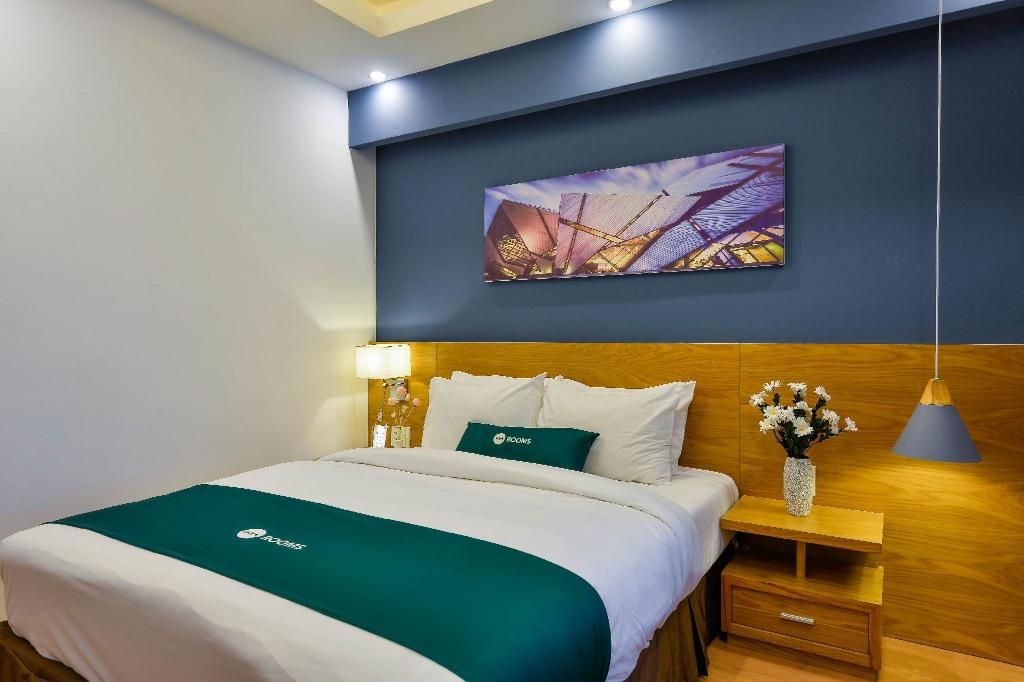 Superior Double - Bed AHA Boutique Ben Thanh Hotel