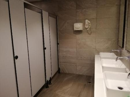 Bathroom Napzone KKIA by Sovotel