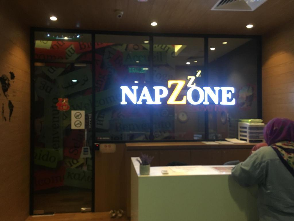 More about Napzone KKIA by Sovotel
