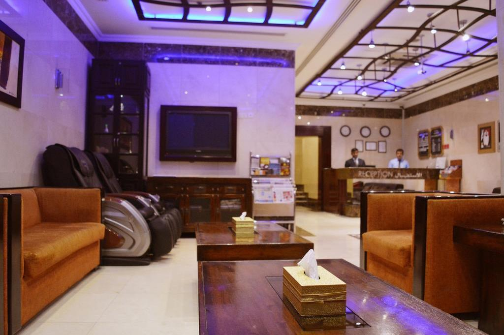 Lobby Icon Hotel Apartments