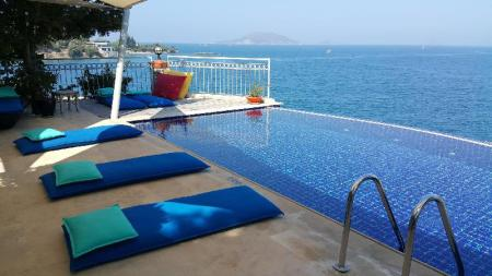 Swimming pool [outdoor] Ece Boutique Hotel