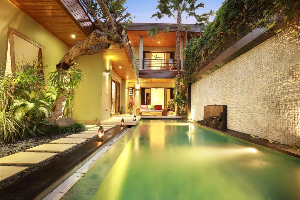 Villa The Hotman Paris II Seminyak (Cantik) in Bali - Room Deals