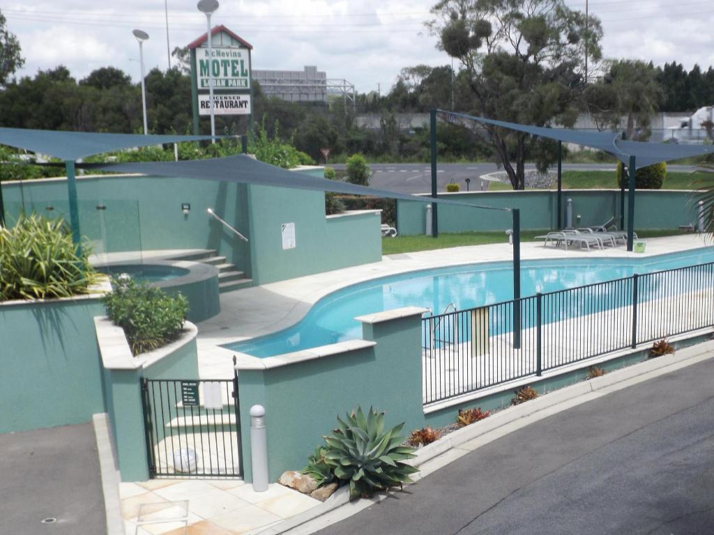 Best price on mcnevins logan park motel in brisbane reviews Swimming pools brisbane prices