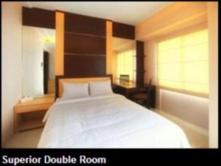Guestroom Centro City Service Apartment