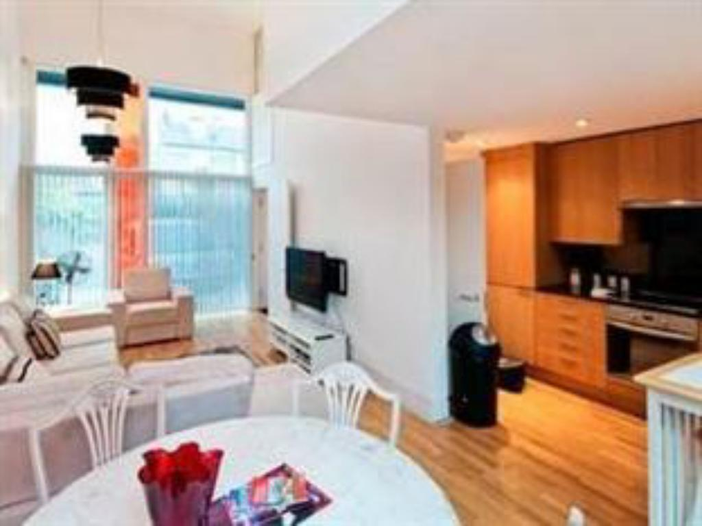 Interior view West London House Serviced Apartments