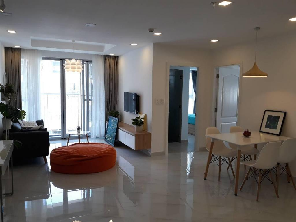Ultra chic fully furnished 2BR in Phu My Hung (2BR apartment in Phu My Hung, D7)