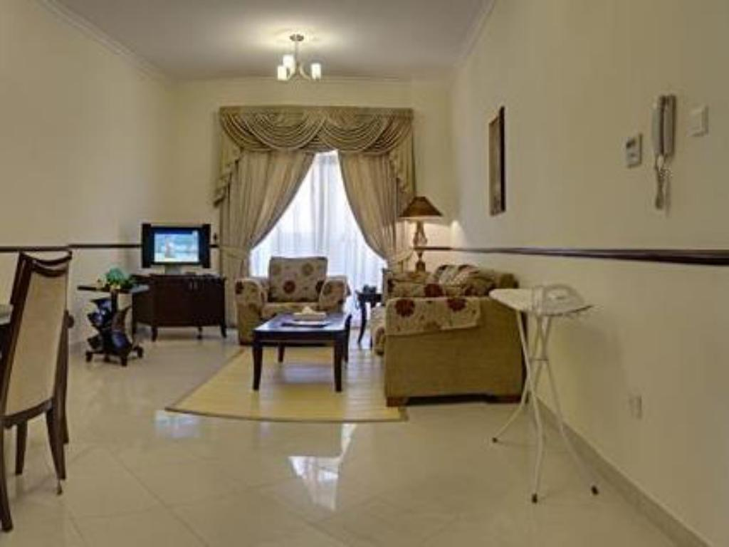 Interior view Tulip Inn Hotel Apartments, Al Qusais