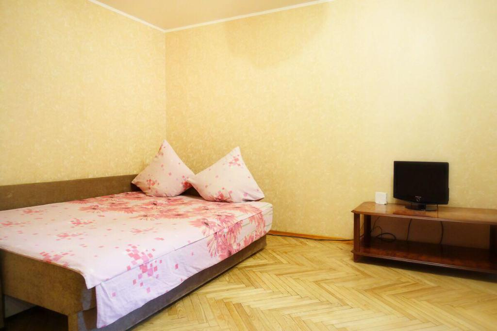 เตียง One rooms apartament metro Kolomenskaya 20 minut
