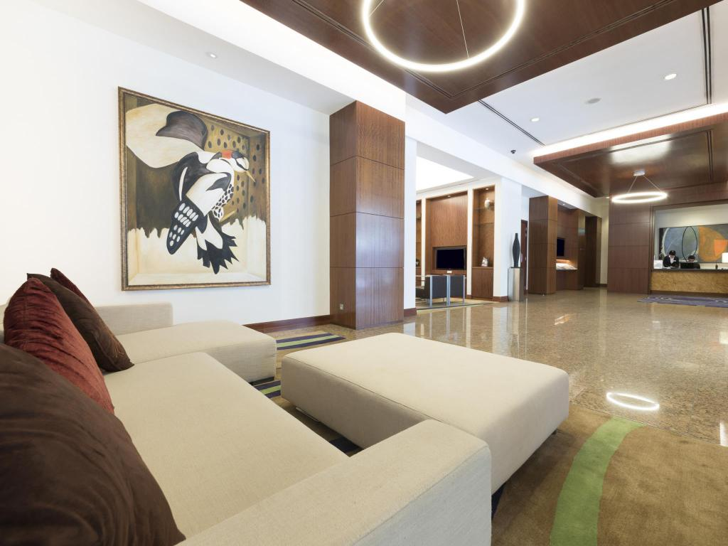 Lobby Orchard Scotts Residences by Far East Hospitality