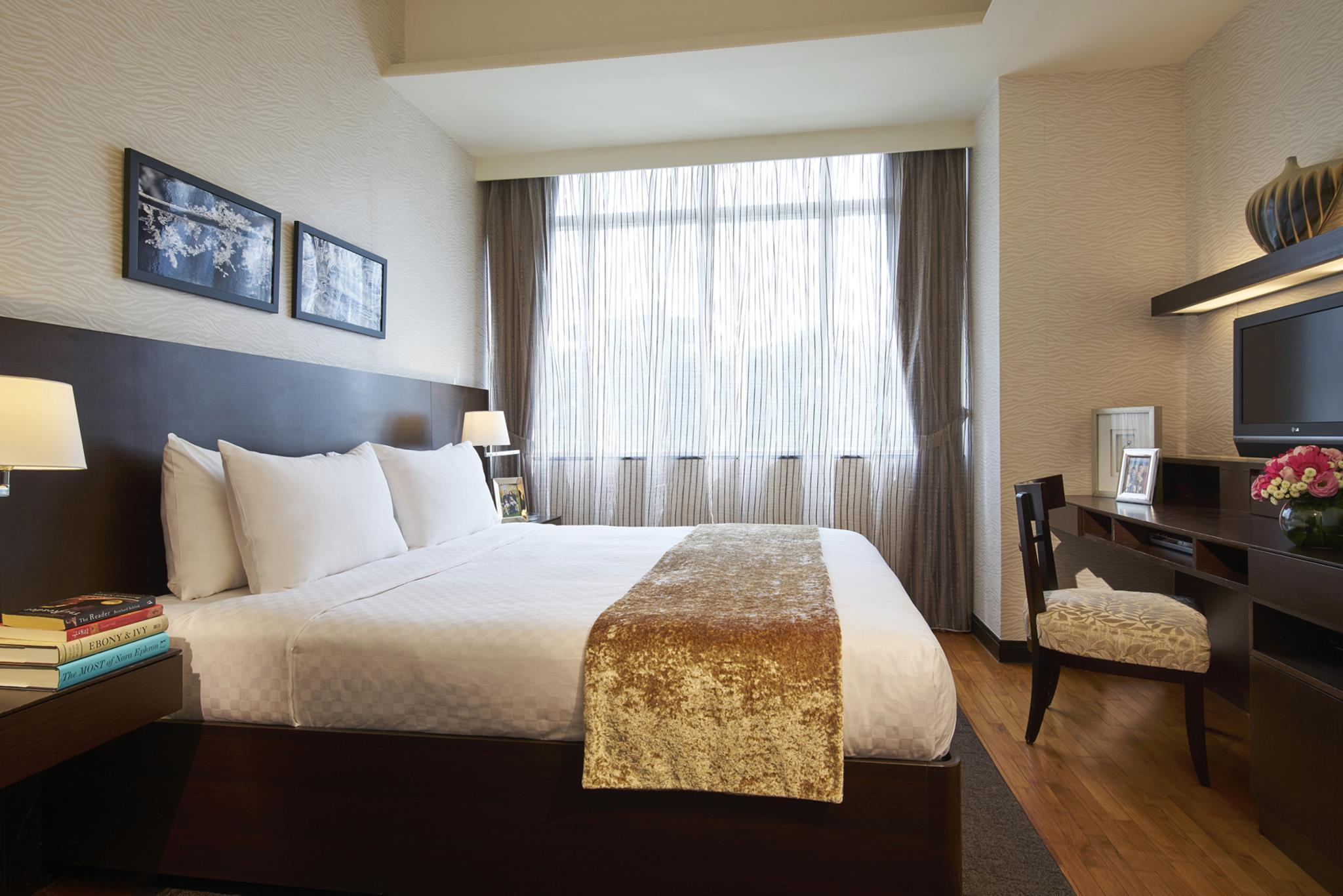 Orchard scotts residences by far east hospitality in - 2 bedroom hotel suites singapore ...