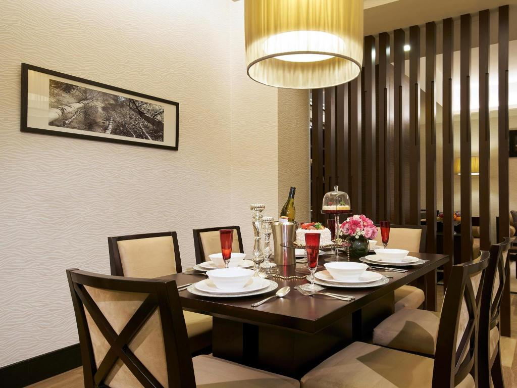 Interior view Orchard Scotts Residences by Far East Hospitality