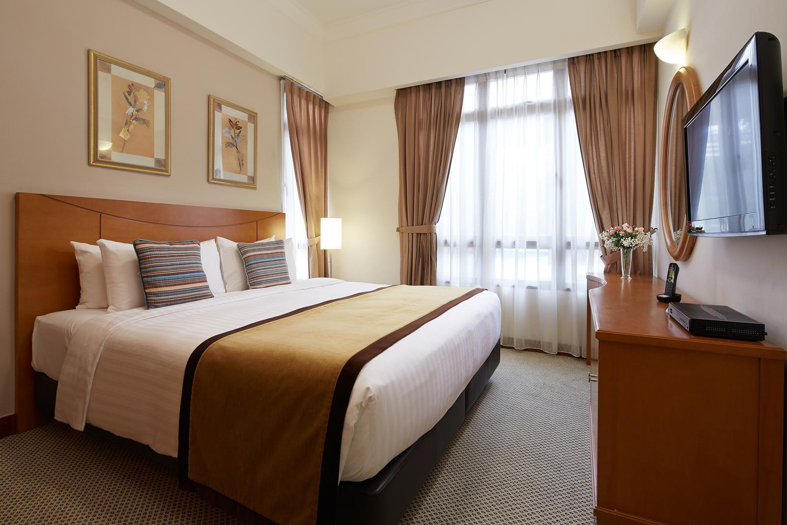 Village residence clarke quay by far east hospitality in - 2 bedroom hotel suites singapore ...