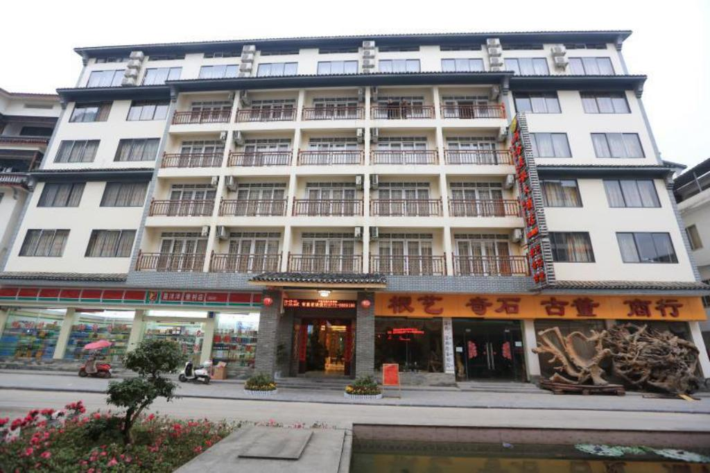 More about Yangshuo River Valley Resort Hotel
