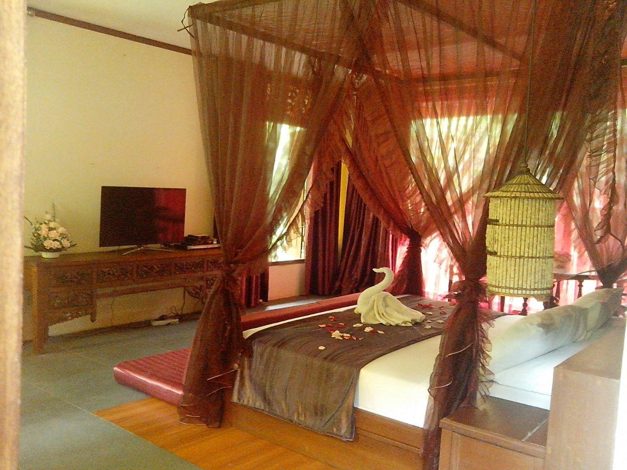 Suite Bulan Madu - Romantic (Honeymoon Suite - Romantic)
