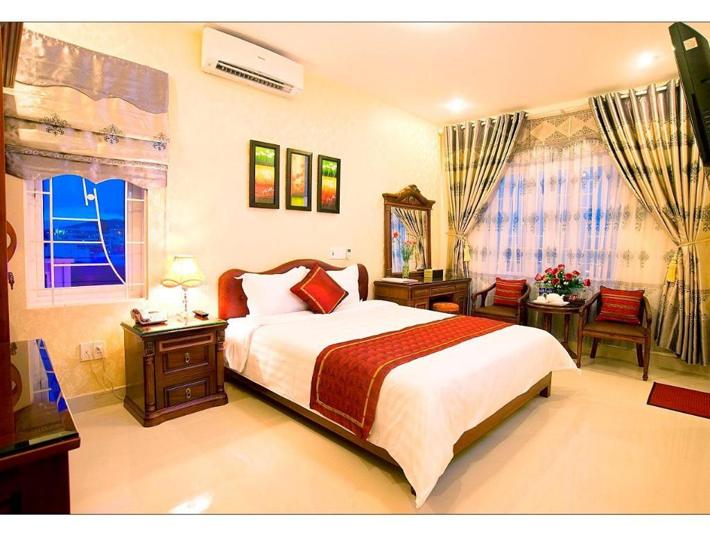 Superior Double Tien Thinh Hotel Danang