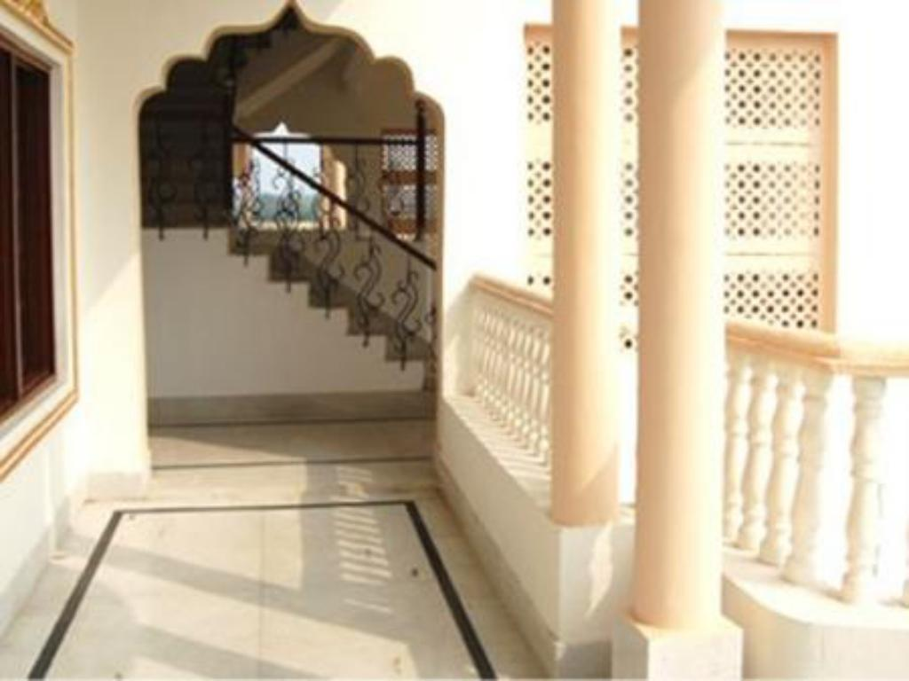 Interior view Hotel Sonar Haveli