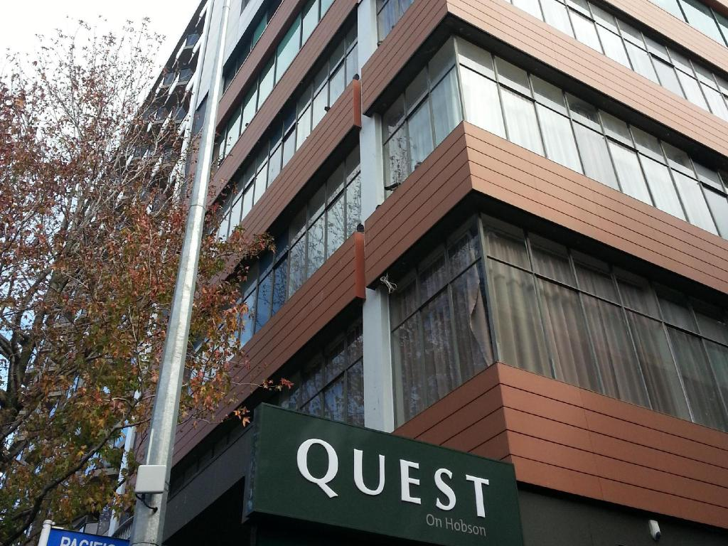 Quest on Hobson in Auckland - Room Deals, Photos & Reviews