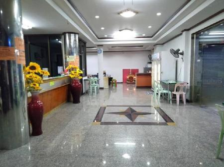 Interior view Cathay Guesthouse Hat Yai