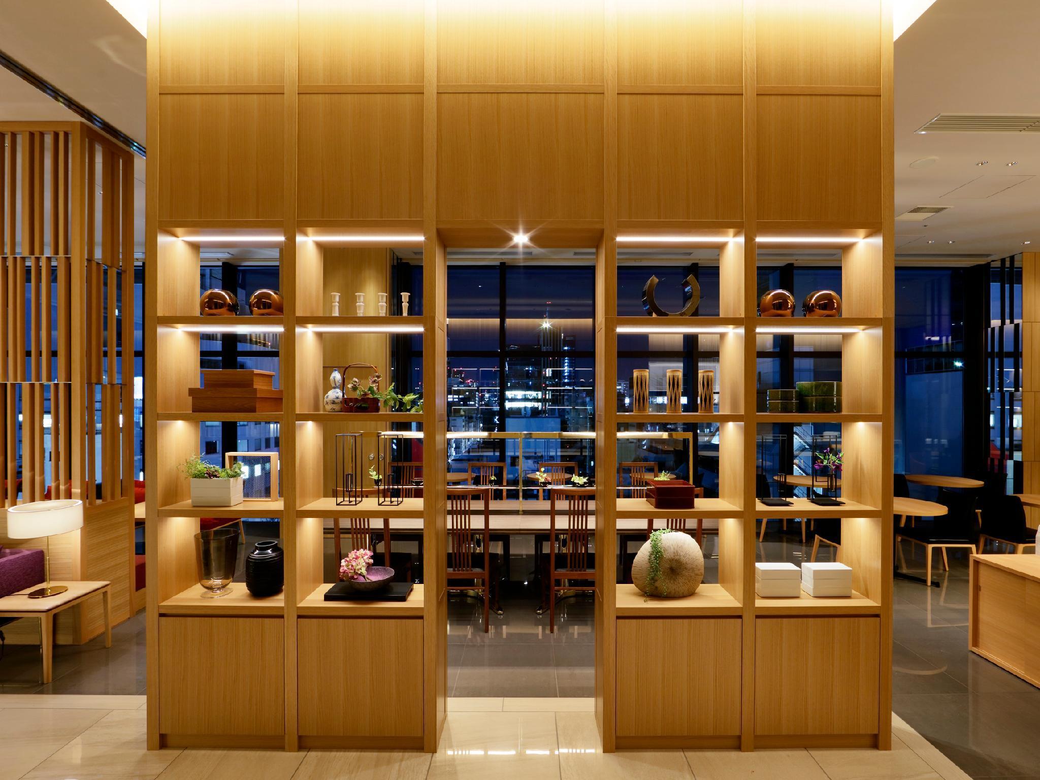 Candeo Hotels Tokyo Shimbashi Tokyo Japan Hotelltilbud i