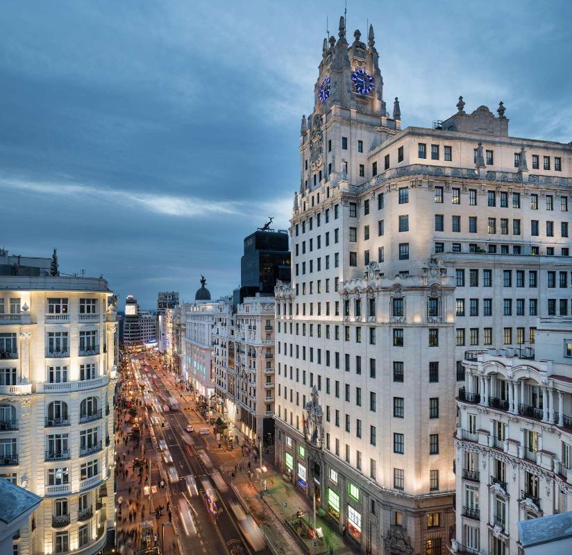 Nh Collection Madrid Gran Via Booking Agoda Com Best Price