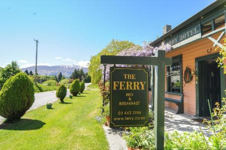 ردهة مبيت وإفطار ذا فيري (The Ferry Bed & Breakfast)