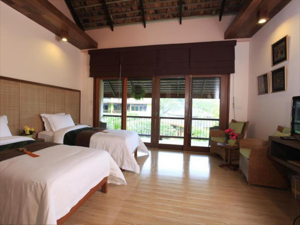 Luxury Room VC@SUANPAAK Hotel & Serviced Apartment