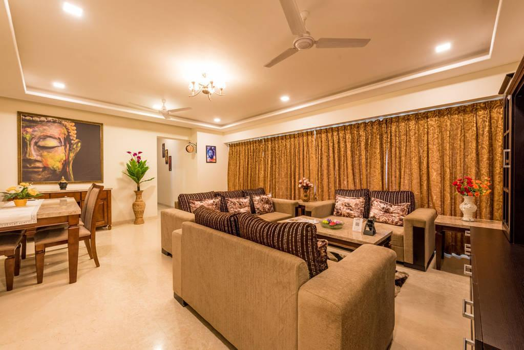 3 Bhk Luxurious Service Apartment In Malad East Entire Apartment Mumbai Deals Photos Reviews