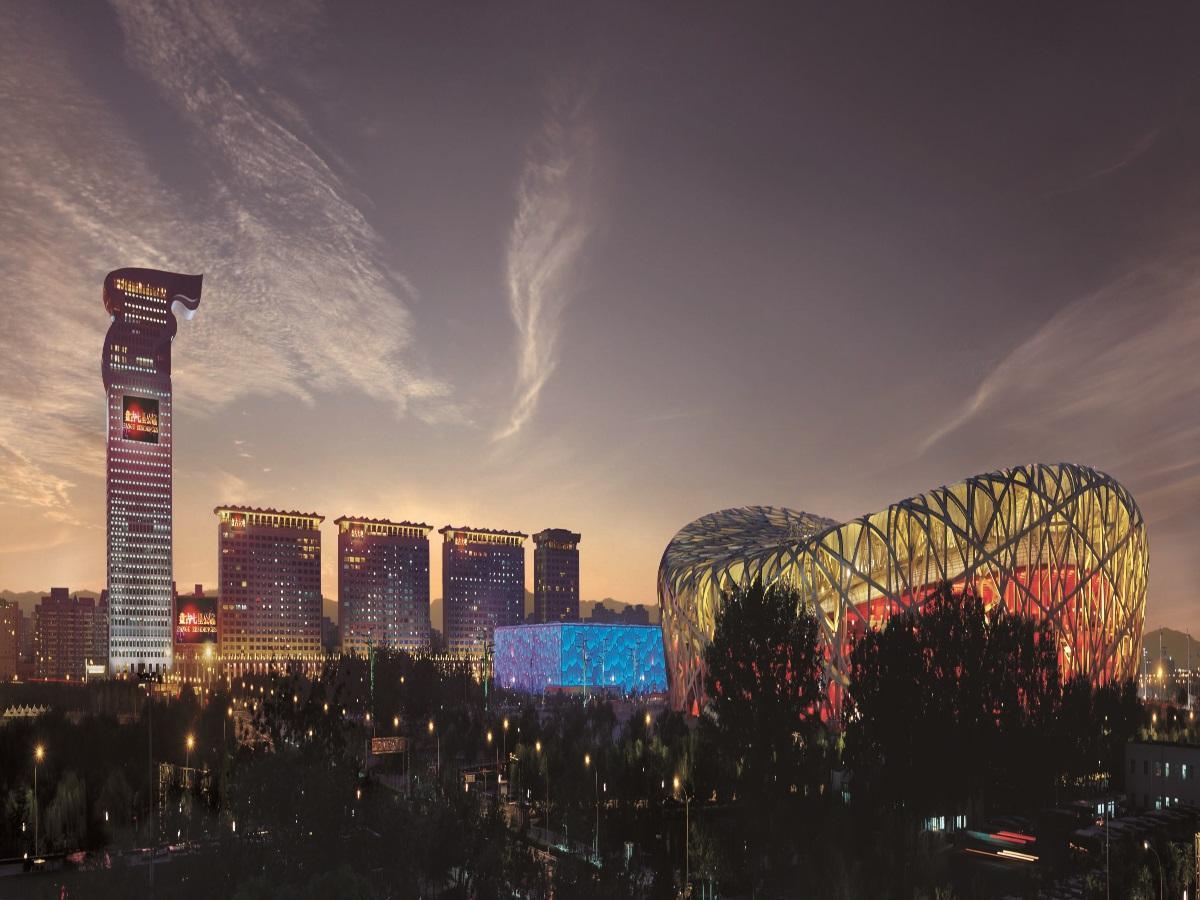 Обои beijing , пекин, ночной город, china, китай. Города foto 19