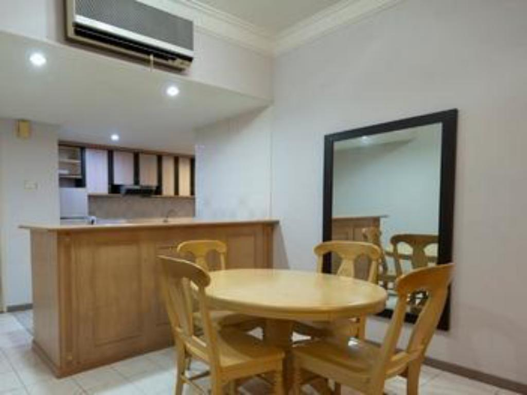 Hotellet indefra Selat Horizon Condo Apartment