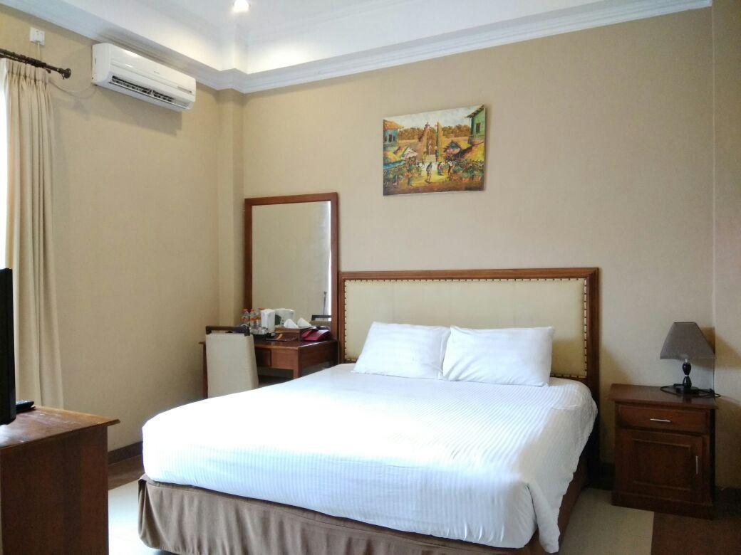 Kamar Superior Double (Superior Room Double)
