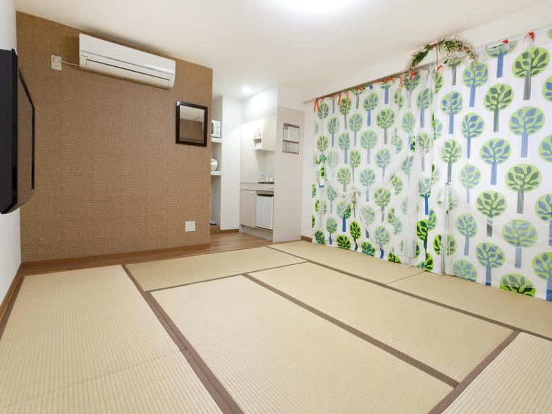 Japanese Room (5 persons)