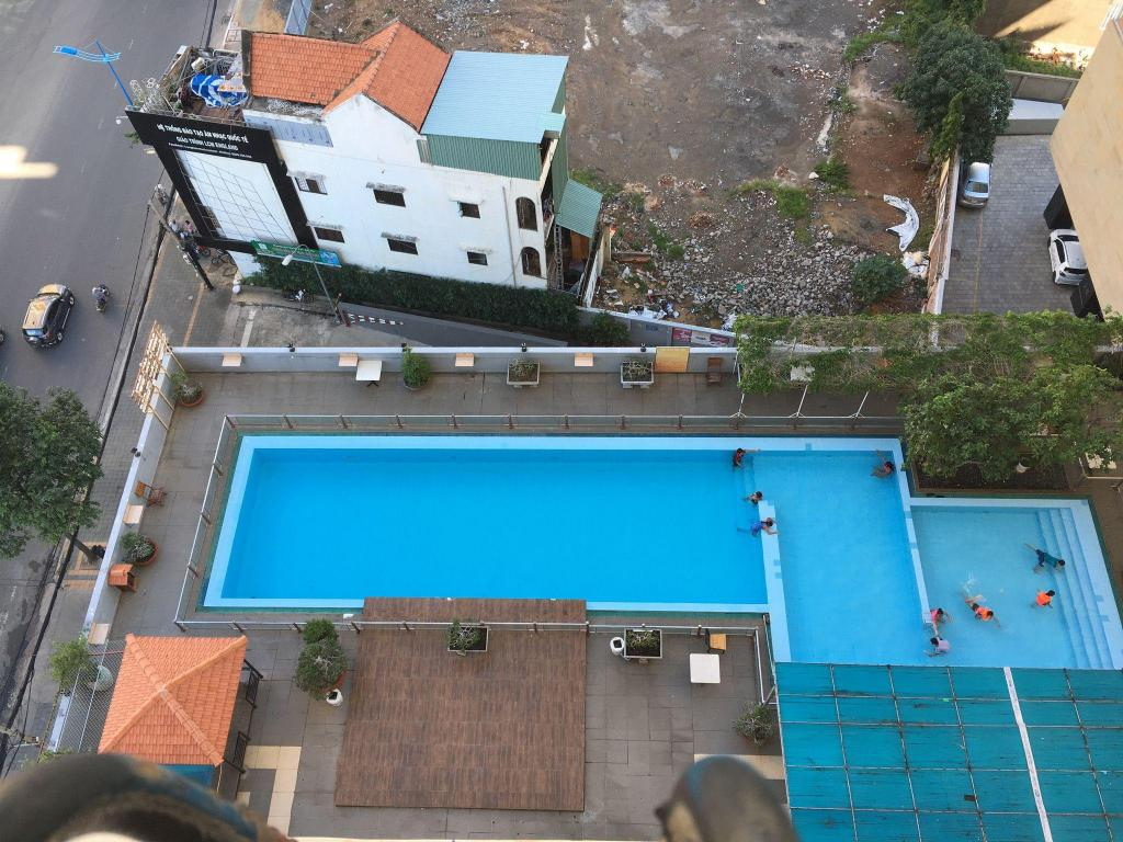 Piscine Tran Duy-Two Bedrooms Vung Tau Plaza Apartment