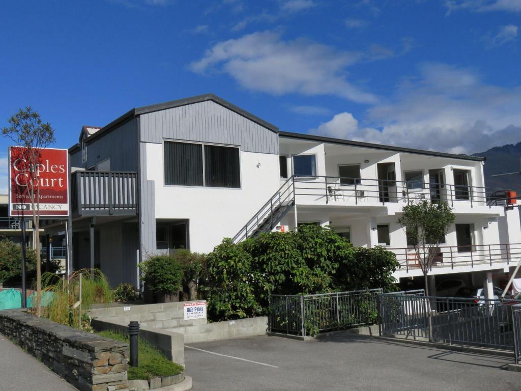 ASURE Caples Court Motel & Apartments in Queenstown - Room