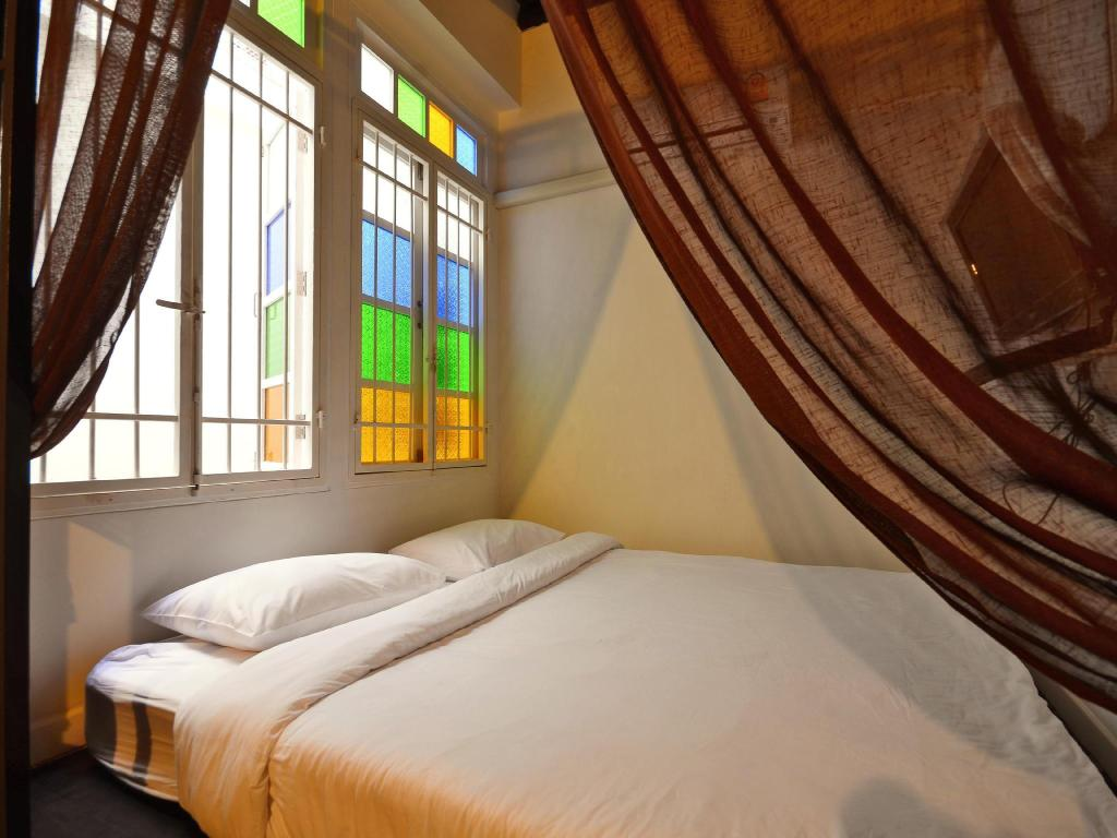 Standard Double Bed 99 Oldtown Boutique Guesthouse