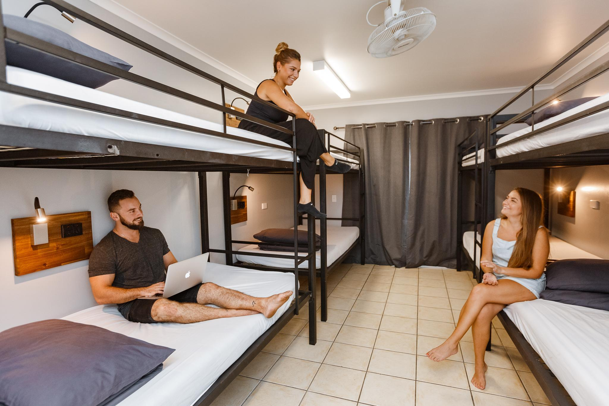 6-Bed Dormitory - Mixed
