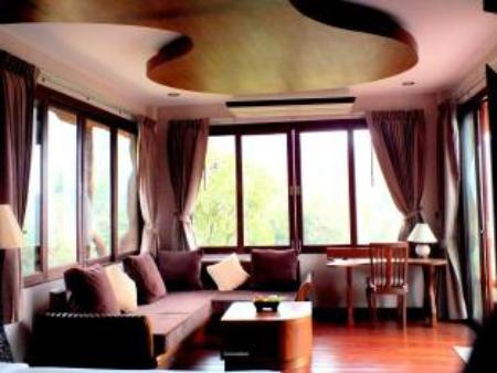 Interior view Bura Resort