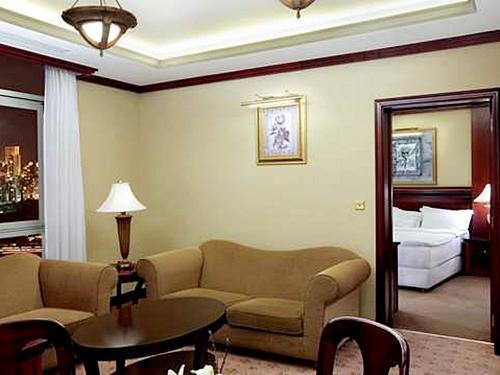 Suíte King Executiva (King Executive Suite)