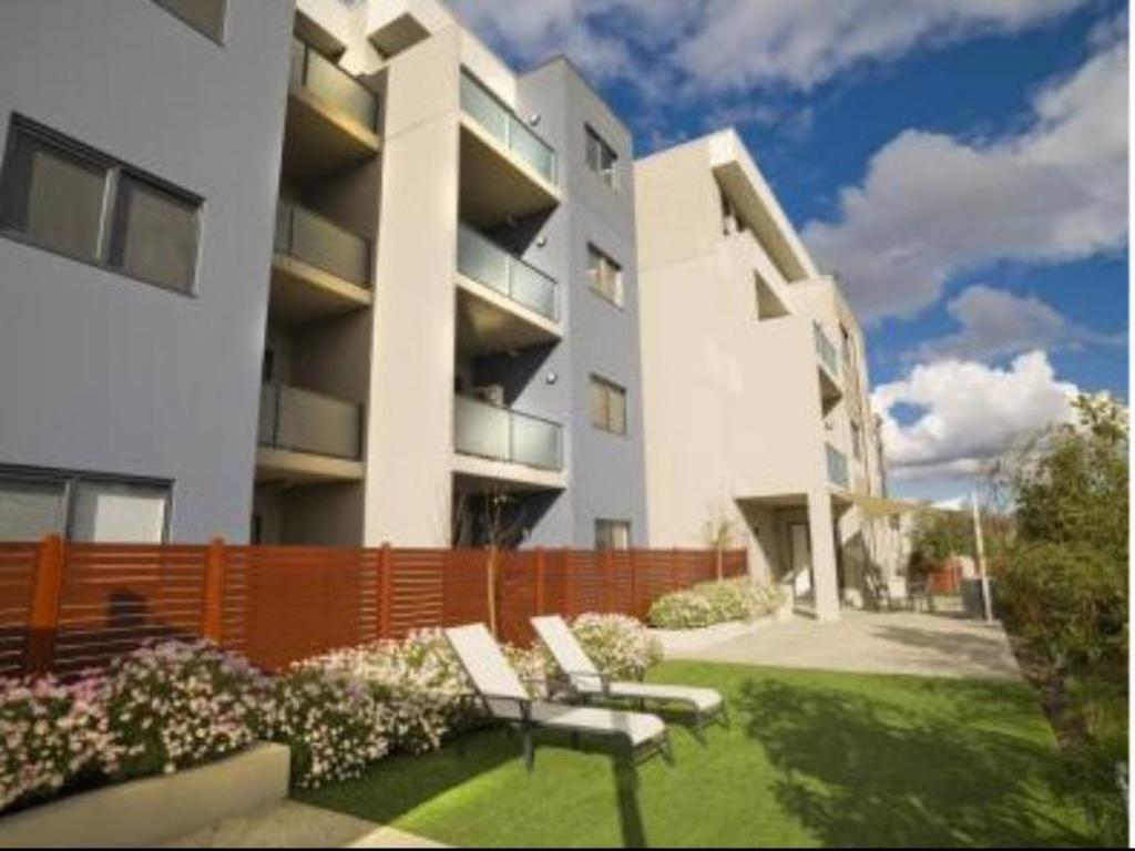 Hotellet från utsidan Quest Glen Waverley Serviced Apartment