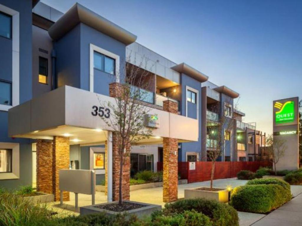 Entré Quest Glen Waverley Serviced Apartment