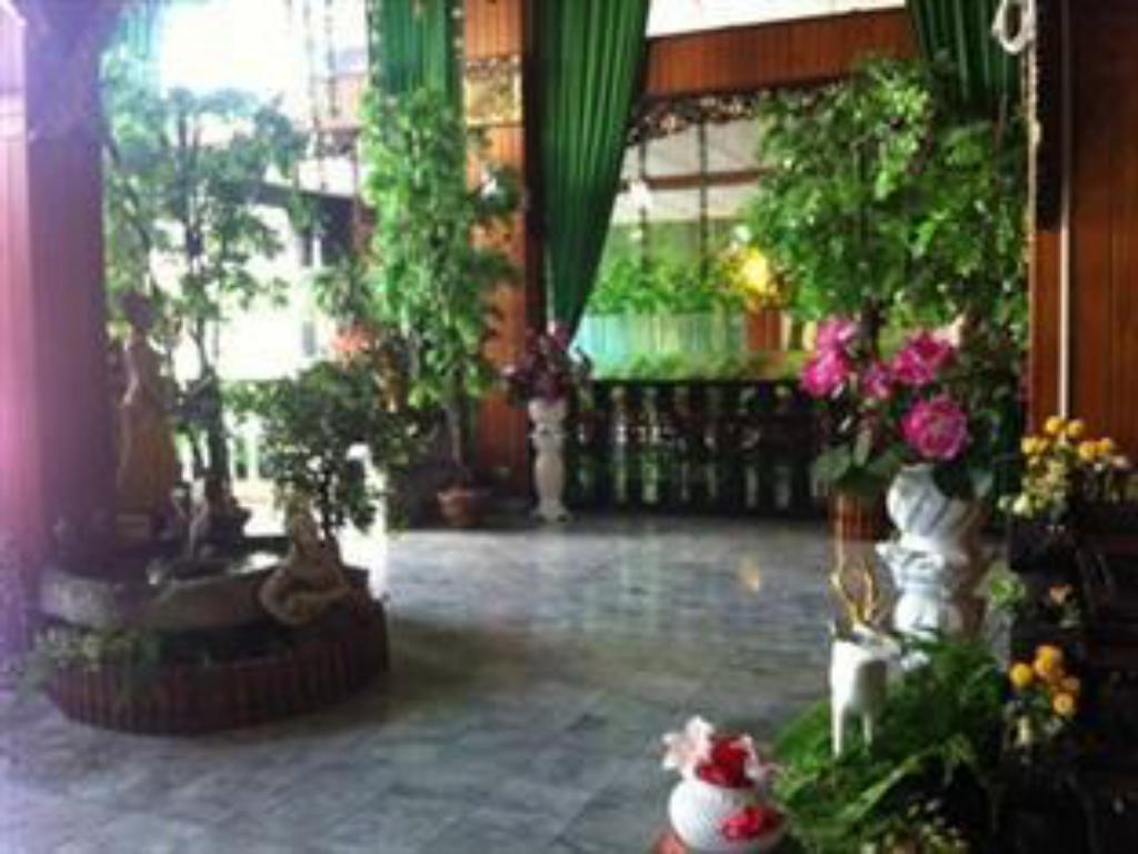 Interior view Chao Phya Grand Hotel
