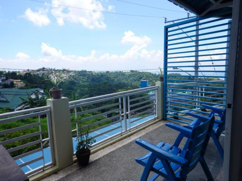 Balcony/terrace Jacob's Hill Tagaytay