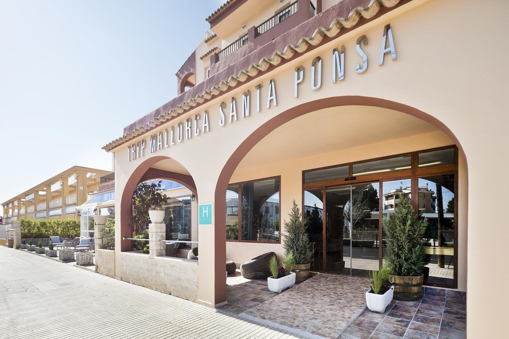 Tryp Mallorca Santa Ponsa Mallorca Parhaat Tarjoukset Agoda Com
