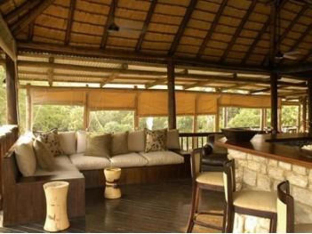Interior view Zululand Safari Lodge