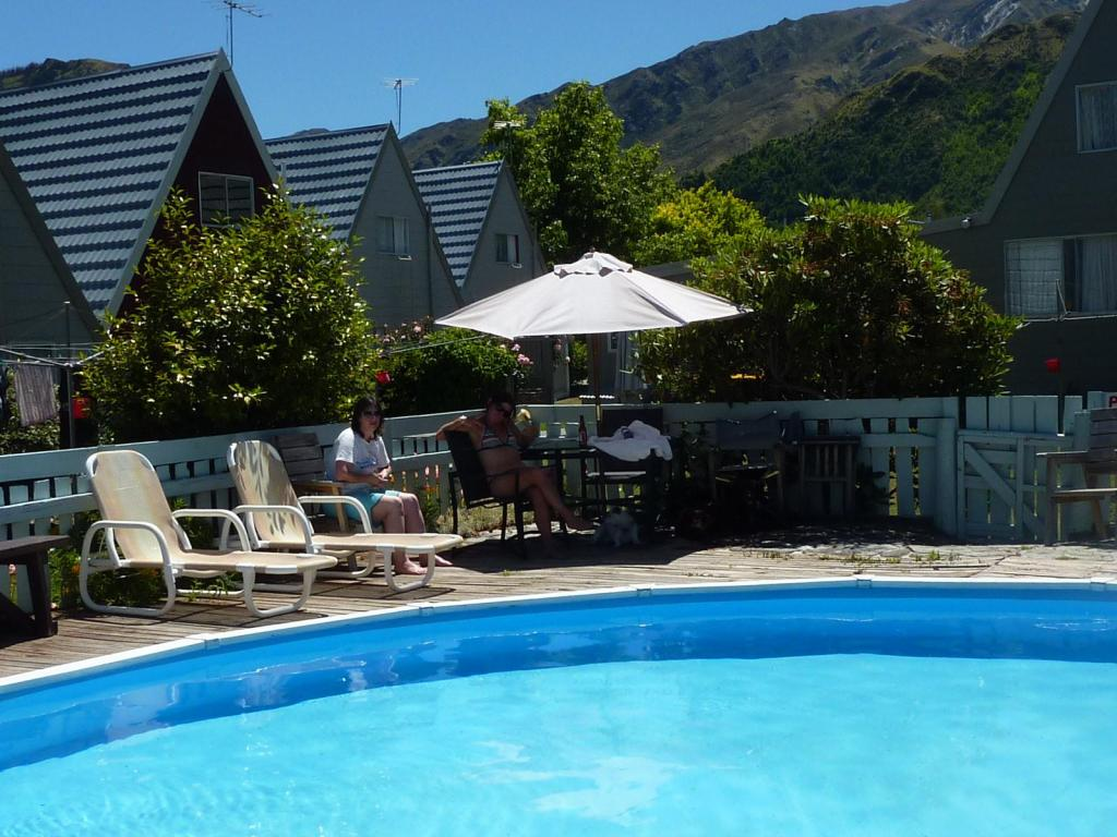 موتيل أروتاون فايكينج لودج (Arrowtown Viking Lodge Motel)