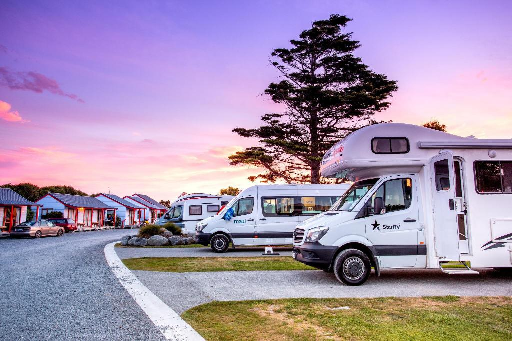 More about Kaikoura TOP 10 Holiday Park